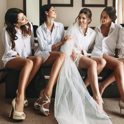 Wedding Party Spray Tans | OrganikTan